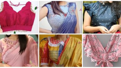 Photo of Latest Designer Blouse Collection