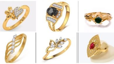 Photo of Best Gold ring design for female