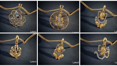 Photo of Latest Gold Lord Ganesha Pendant Designs