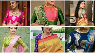 Photo of Latest Traditional Blouse Designs With A Modern Twist