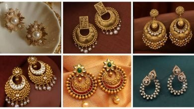 Photo of Outstanding Collection Of Gold Earrings Designs