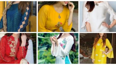 Photo of Latest neck and sleeve designs for kurti