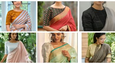 Photo of Office wear saree styling ideas