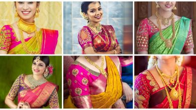 Photo of Heavy work bridal blouse design