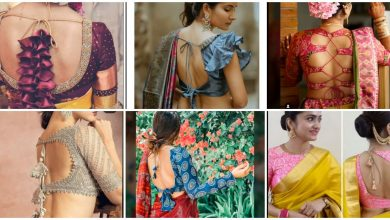 Photo of FRESH Dori Blouse Designs