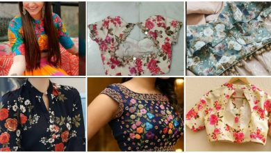 Photo of Pretty  Floral crop top Blouse Ideas