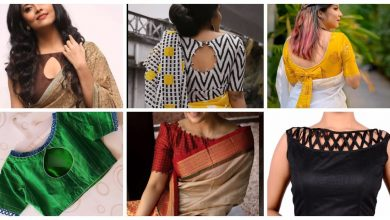 Photo of Easy to stitch blouse models for sarees