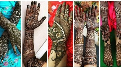 Photo of Beautiful Bridal Mehndi Designs for Hand