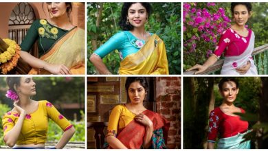 Photo of Simple And Beautiful Fancy Saree Blouse Design