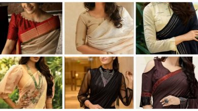 Photo of New Model Simple And Sober Blouse Designs