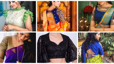 Photo of Amazing new blouse designs