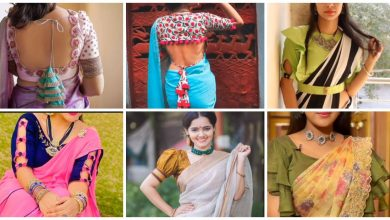 Photo of New model designer blouse designs