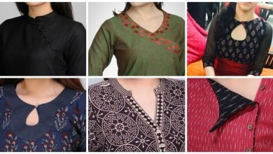Photo of Stylish And Trendy Kurti Neck Design