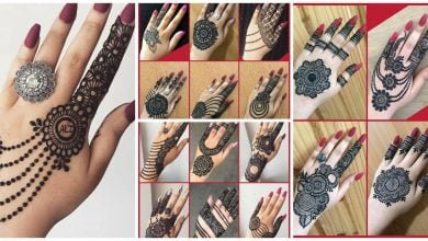 Photo of Jewelry Mehndi Designs for Back Hand