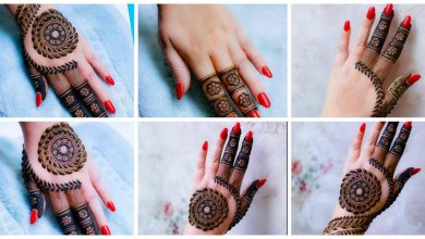 Photo of Beautiful Mehndi Design