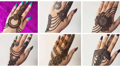 Photo of Jewelry Mehndi Designs for Hand