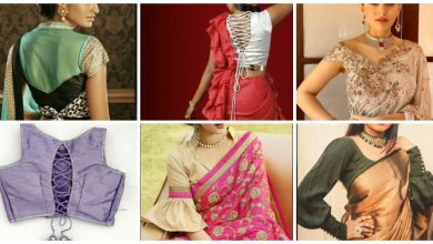 Photo of FANCY Blouse designs