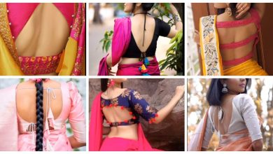 Photo of Top trending backless new fashion blouse designs