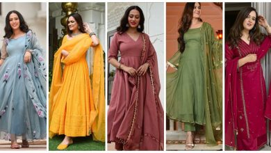 Photo of Attractive Anarkali Collections