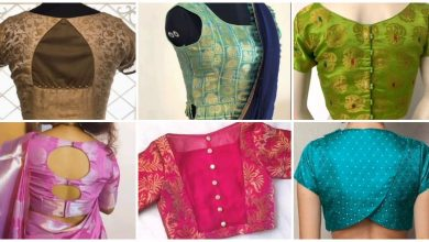 Photo of Brocade blouse design