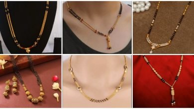 Photo of Latest Daily wear Gold Mangalsutra Designs