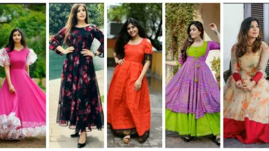 Photo of Simple & Beautiful Gown frock Designs for girls