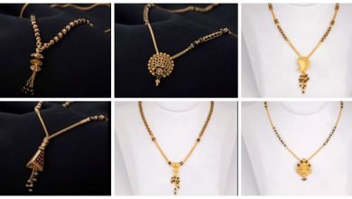 Photo of Short mangalsutra design
