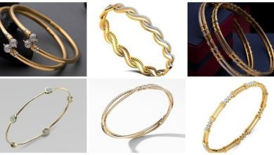 Photo of Gold bangle design