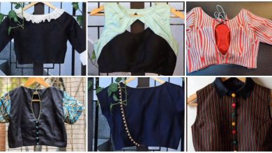 Photo of New blouse designs
