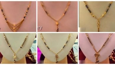 Photo of Latest Treading & Exclusive Short Mangalsutra Designs