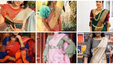 Photo of Different style  ruffle sleeve design