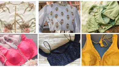 Photo of Very stylish blouse designs for girls