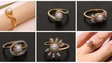 Photo of Latest pearl rings designs