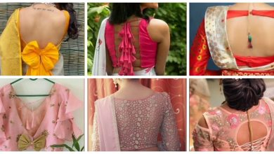 Photo of Beautiful Pattu Saree Blouse Designs