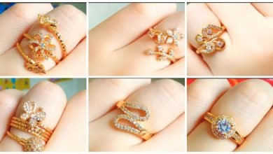 Photo of Latest Beautiful Gold and Diamond Rings Design