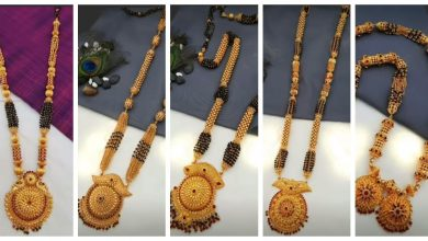 Photo of Traditional Mangalsutra Design