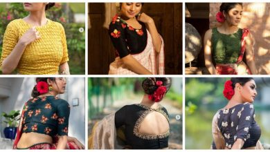 Photo of Classic blouse collection