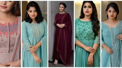 Photo of Designer kurti neck design