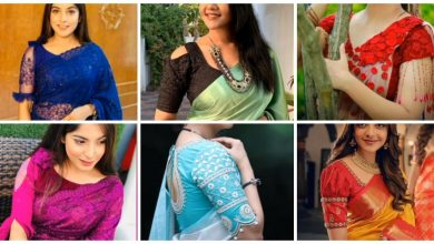 Photo of New Model Blouse Sleeve Designs