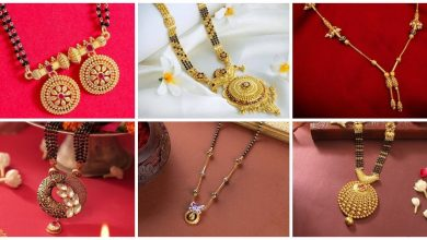 Photo of Traditional Mangalsutra Designs
