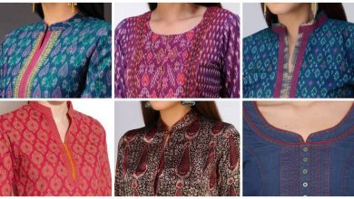 Photo of Trendy Neck Designs to Try with Plain Kurtis