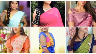 Photo of New Blouse Sleeves Designs